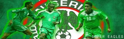 サッカーナイジェリア代表 Nigeria National Teams Nigeria national football team