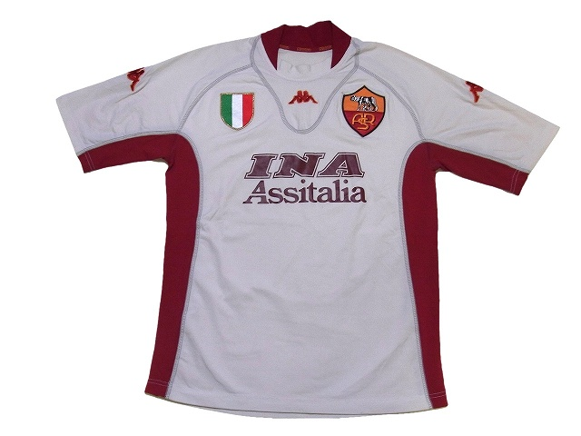 ASローマ AS Roma/01-02/A