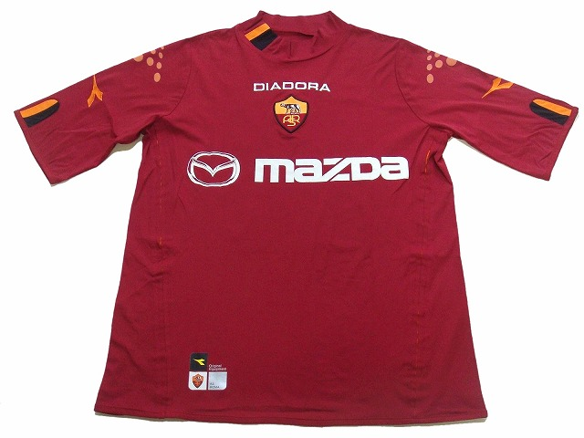 ASローマ AS Roma/03-04/H