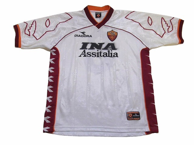 ASローマ AS Roma/99-00/A