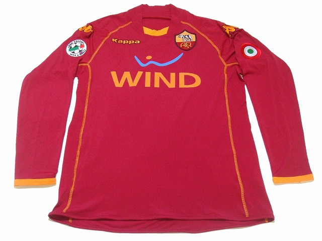 ASローマ AS Roma/08-09/H