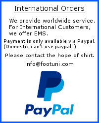 PayPal 海外発送 International Orders We provide worldwide service.For International Customers,we offer EMS.Payment is only available via Paypal.