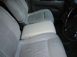 E50 ELGRAND Bench Seat Box