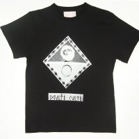 [Men's] ChillMountain Tシャツ 『multiculti 2』ブラック サイズ:M