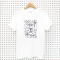 makiko yamamoto メンズTシャツ 『ダルメシアン TEE』 サイズ:S