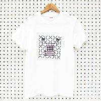 [Men's] makiko yamamoto Tシャツ 『HOTEL』 サイズ:S