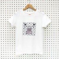 makiko yamamoto レディースTシャツ 『HOTEL TEE』 サイズ:S