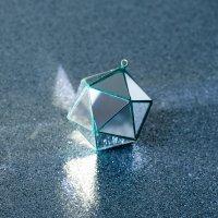 KALA ミラーボール Icosahedron φ55mm グリーン