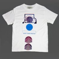[Men's] ChillMountain Tシャツ 『Neww Sun』ホワイト サイズ:M