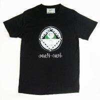 [Men's] ChillMountain Tシャツ 『multiculti』ブラック サイズ:M