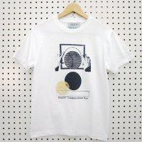 ChillMountain Tシャツ 『Neww Sun』ホワイト サイズ:レディースM