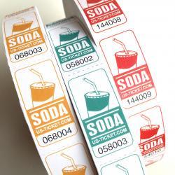 SODAチケット【20枚】