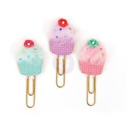 MyPrimaPlannner/プランナークリップ/Cupcakes