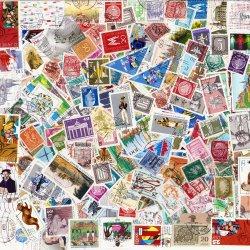 ドイツの使用済み切手20枚