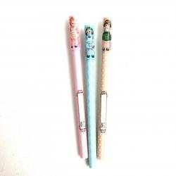 PaperDollMate/ゲルボールペン/韓国文具
