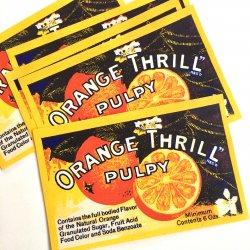 USAデッドストック/Orangeソーダラベル