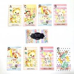 Cheri/オリジナルミニカードセット/FlashCard