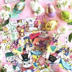 Cheriオリジナルラッピングペーパー【Easter】