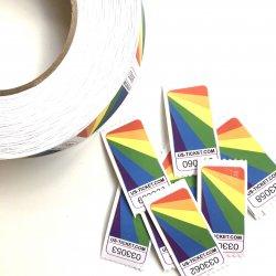 USA/Rainbowチケット【20枚】