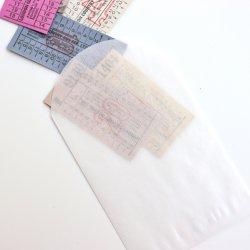 グラシン封筒9.5×7cm