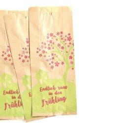 ドイツ/パン屋さんの袋【Spring】