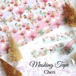 Cheriオリジナルマスキングテープ/ChristmasParty