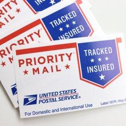 USPS/プライオリティ—メールラベルセット