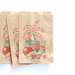 フランス/マルシェ袋【Fruit】