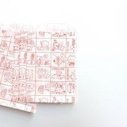 レトロな小袋【アニマル】