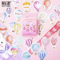 MO-CARD/フレークシール/告白気球