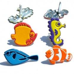 ブラッズ/割りピン【Fun Fish】
