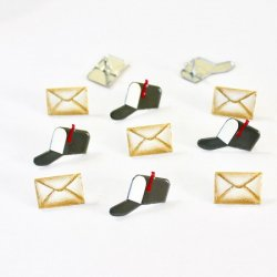ブラッズ/割りピン【Mail】