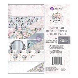 PrimaMarketing/6x6ペーパーパッド/Poetic Rose