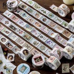 MO-CARD/マスキングテープ/切手シリーズ