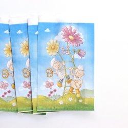 ドイツ/パン屋さんの袋【FlowerBread】