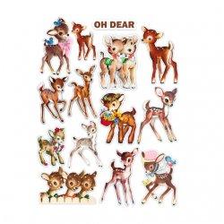 PrettyLittleStudio/ダイカットパック/Oh,Deer