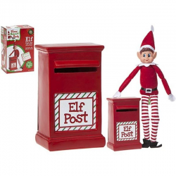 ElvesBehavinBadly/Elf Post Box