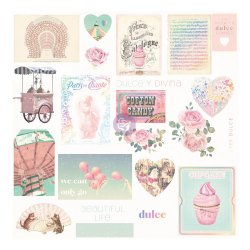PrimaMarketing/DulceCollection/Ephemera24Piece
