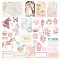 PrimaMarketing/DulceCollection/Ephemera38Piece