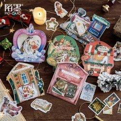 MO-CARD/クリスマスオーナメントシール