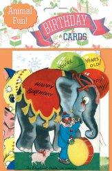 LaughingElephant/GreetingCards/AnimalFunTimeBirthdayCard