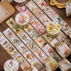 INFEELME/マスキングテープ/切手シリーズ3