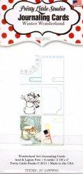 PrettyLittleStudio/ジャーナリングカード/WinterWonderland