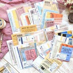 バス&トレインヴィンテージチケットおたのしみセット【5枚入】