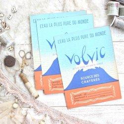 フランス/プロテージュカイエ/Volvic