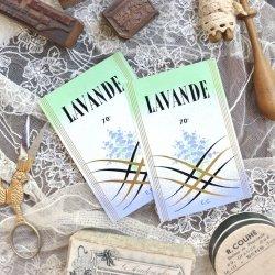 フランスアンティーク/LAVANDE/パフュームラベル【1枚】