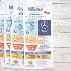 ドイツ/広告いっぱいの紙袋