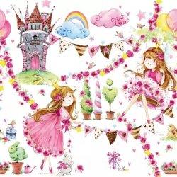 ドイツ/ti-flair/ペーパーナプキン/Fairy Tale Princess