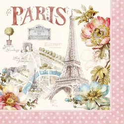 ドイツ/Easy Life/ペーパーナプキン/PARIS FOREVER