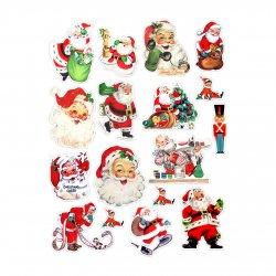PrettyLittleStudio/ダイカットパック/Santa Claus